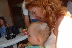 Saschas-granddaughter